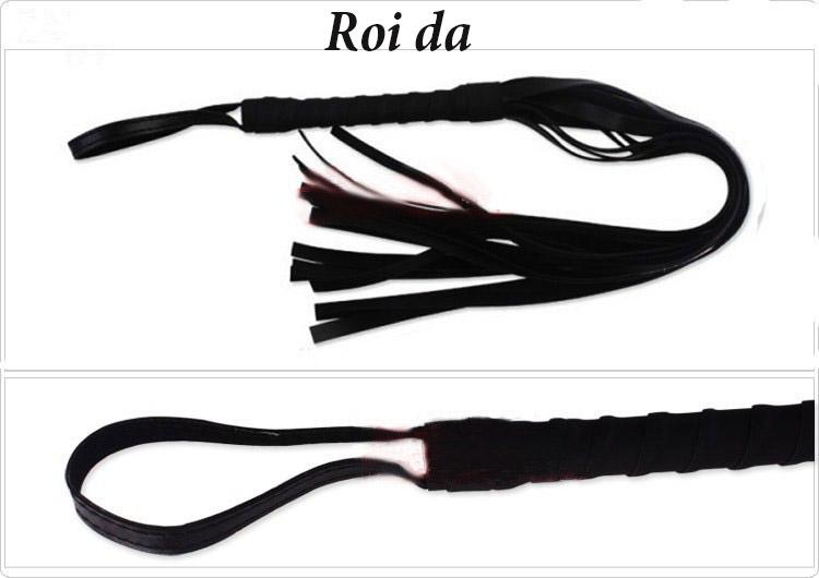 Bộ đồ chơi bạo dâm đen sang chảnh 8 món