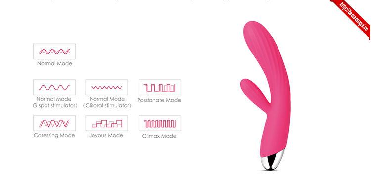 đồ chơi tình dục Máy rung điểm G  Svakom Angel , đồ chơi tình dục nam, đồ chơi tình dục nữ